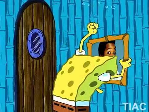 Spongebob is sad Gary died :(