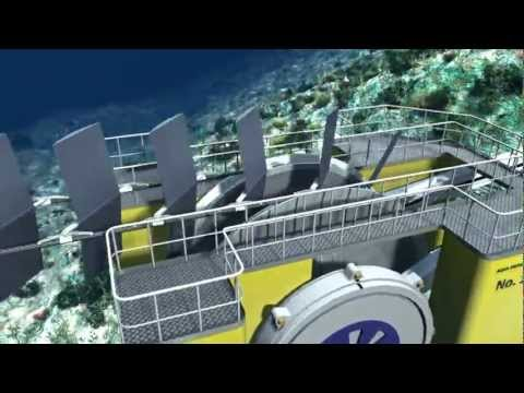 Tidal Power Concept (AES)