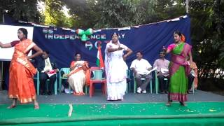 ACTC Hyderabad Independence day celebrations 15.08.2012, File one.
