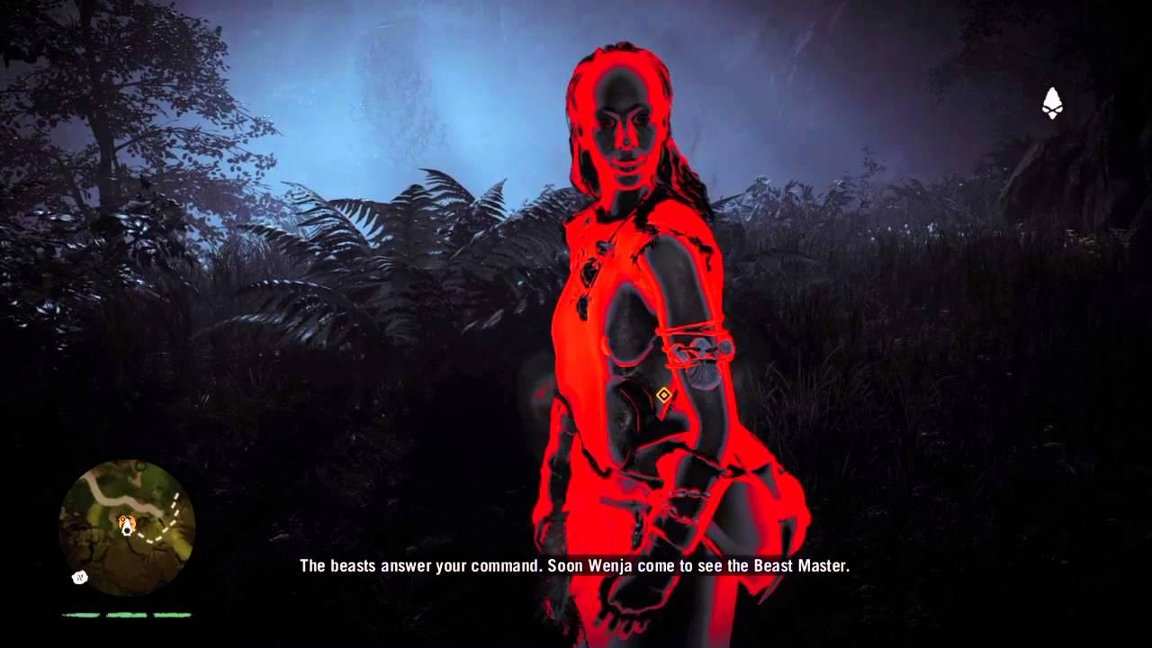Far Cry Primal Ps4 Building Your Village Tensay Hut Sayla Hut Takkar Cave Youtube