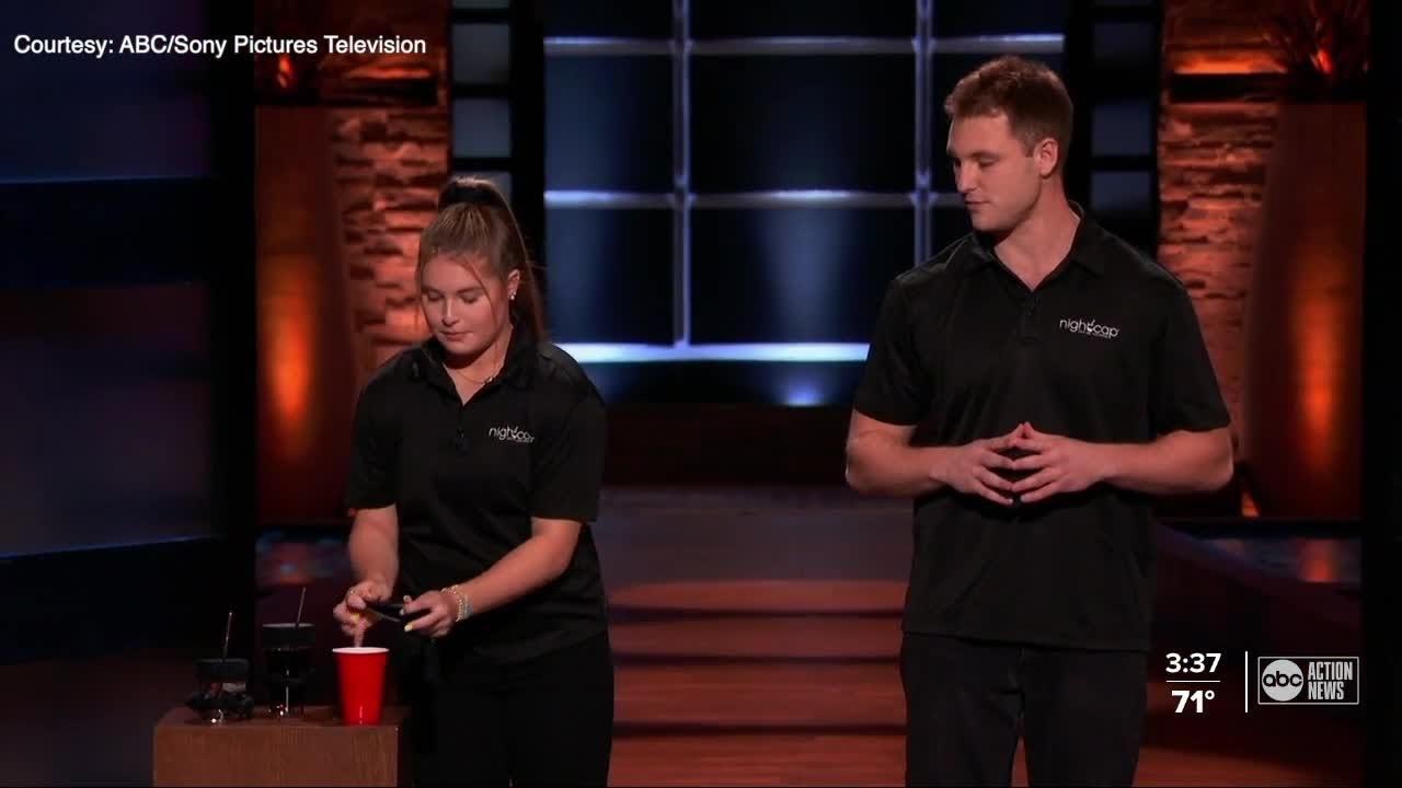 Download UT freshman to pitch life-saving hair scrunchy on Shark Tank Friday night
