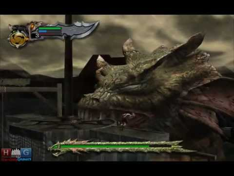 God Of War™ : Killing Hydra ( Walkthrough #3) (via PCSX2 1.1.0)
