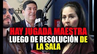 LA RESPUESTA DE Walter Araujo sobre RESOLUCIÓN DE LA SALA