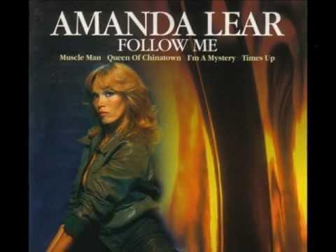 ♥ Amanda Lear - Follow Me (D.J. David's Tribute to Wally & Peter Disco Mix) 1978
