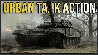 EPIC SQUAD URBAN TANK COMBAT WITH THE T-72!