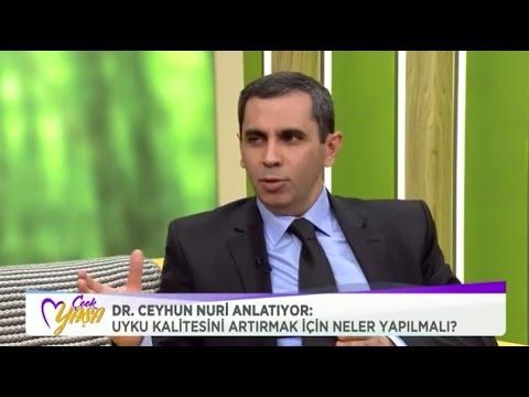 UYKU BOZUKLUKLARI - Dr. Ceyhun Nuri - TV2 Çok Yaşa Programı