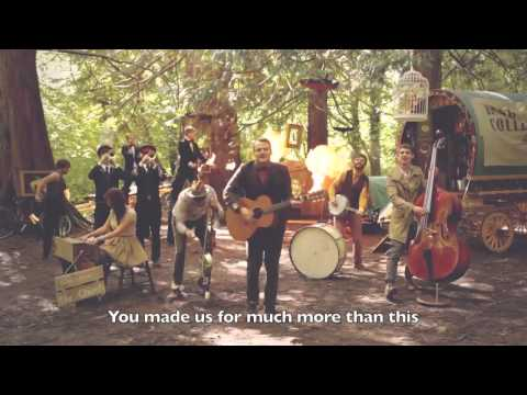 [Lyrics] Build Your Kingdom Here - Rend Collective