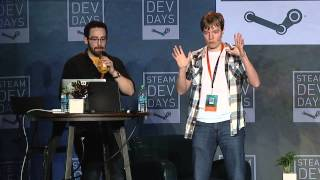 Wild West of VR - Discovering the Rules of Oculus Rift Development (Steam Dev Days 2014)