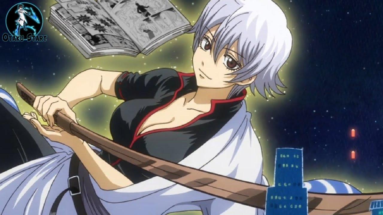 Anime body swap