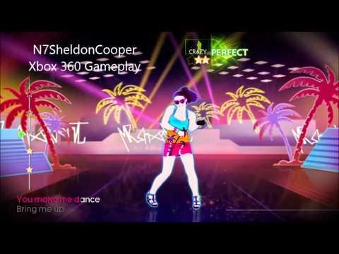Just Dance 4 Gameplay  Xbox 360  Mr. Saxobeat 5 gold stars *****