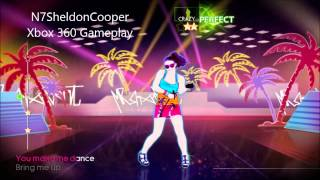 Just Dance 4 Gameplay  Xbox 360  Mr. Saxobeat 5 gold stars *****
