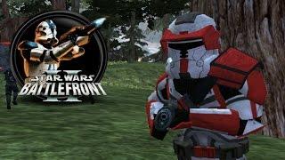 Star Wars Battlefront II Mods (PC) HD: TORFront 1.0 - Alderaan: Treefall | Great Galactic War