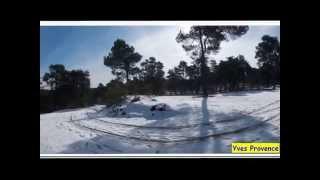 04 RandoCool - Montfuron sous la neige