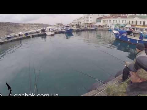 рыбалка в севастополе с пирса