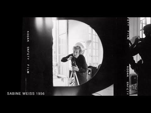 """Sabine Weiss : """"Mon métier de photographe"""""""