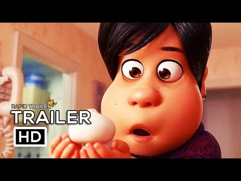 BAO First Look (2018) Disney Animated Short Film HD