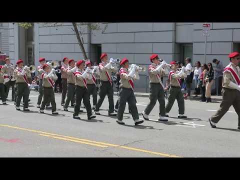Boy Scouts of America Troop 12 Drum & Bugle Corp