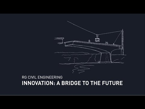 RG Civil Engineering (Barcelona) - Innovation, a bridge to the future