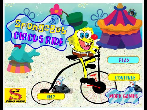 SpongeBob Circus Ride