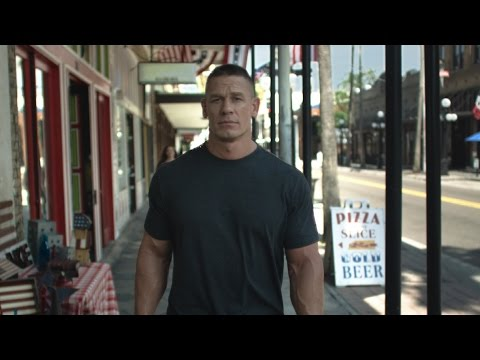 """We Are America"" with John Cena and Love Has No Labels"