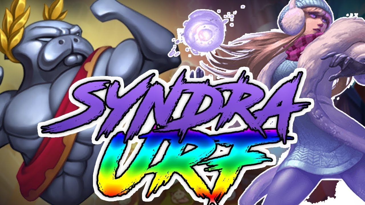Urf 2020 Christmas Syndra URF Battle Snow 2017   Ultra Rapid Fire Christmas 2017