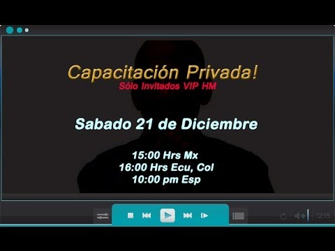 Mira! Entrenamiento Vip Honey Money Pro MLM (Producto Secreto) Alex Dominguez H