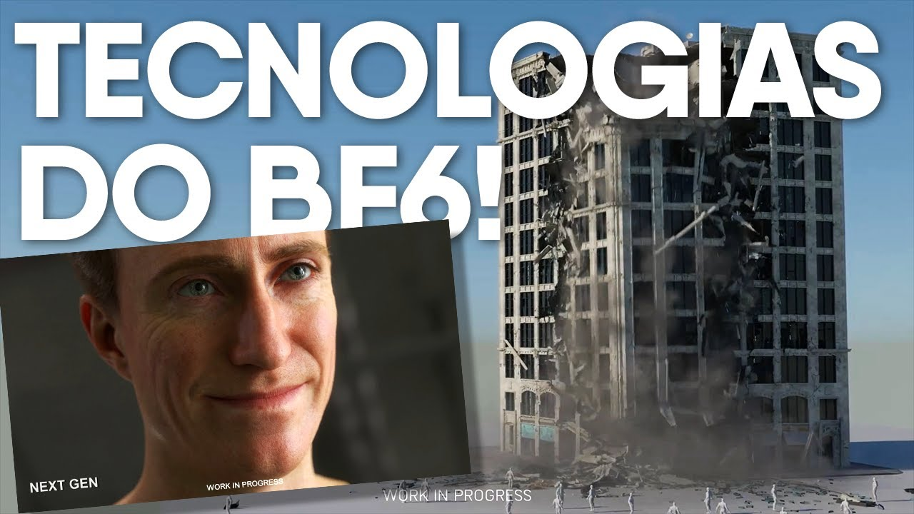 Primeiras Tecnologias do Battlefield 6 Reveladas! (EA Play 2020)