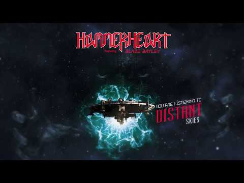 HAMMERHEART w/ Blaze Bayley - Distant Skies (Official Lyric Video)