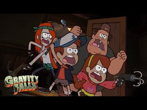 Something Weird   Gravity Falls 2/15    Disney XD