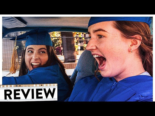BOOKSMART | Review & Kritik inkl. Trailer Deutsch German (HD)