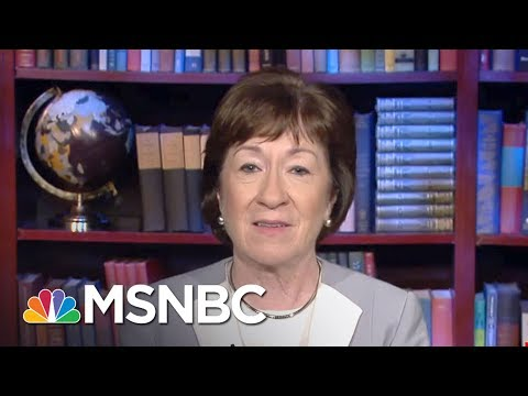 Collins: Every Single Word The President Says Matters | Morning Joe | MSNBC