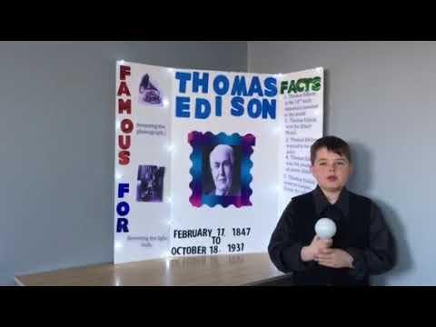 """""""Thomas Edison"""""""