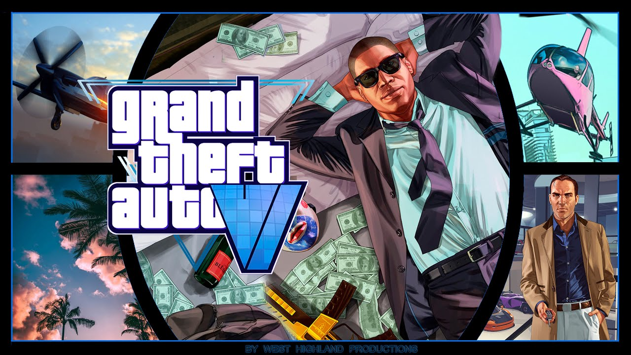 Grand Theft Auto VI TRAILER | Gangsta's Paradise Epic GTA 6 Video CONCEPT thumbnail