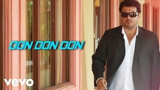 Billa 2 Telugu - Don Don Don Video | Ajith Kumar