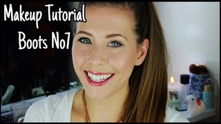 three makeup looks with boots no7   tutorial