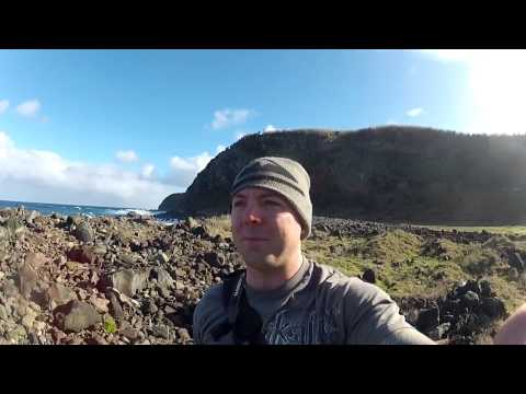 Hiking on Terceira Island, Azores