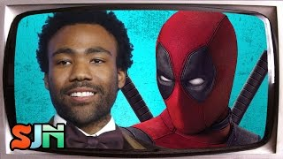 Animated Deadpool TV Show Coming to FXX from Donald Glover!