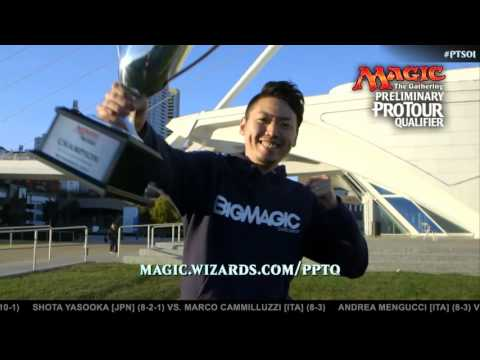 Pro Tour Shadows over Innistrad Round 12 (Standard): Brad Nelson vs. Jon Finkel