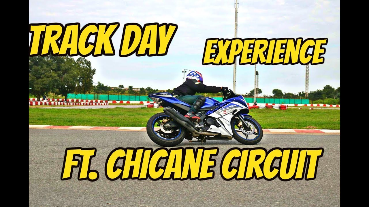 FIRST TIME ON TRACK FT. CHICANE CIRCUIT