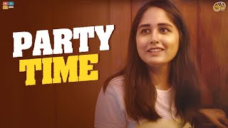 PARTY TIME - Types of people at a Party || Kaemi || Tamada Media