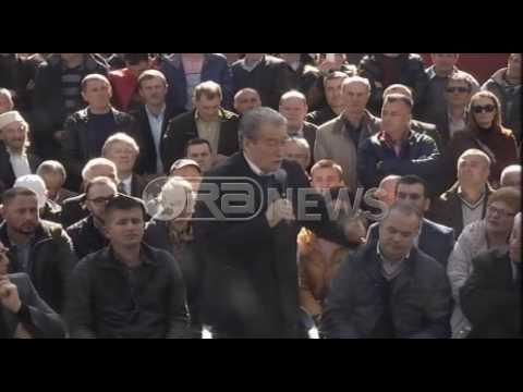 Ora News – 'Durrësi si Palmira e shkatërruar nga ISIS, për 3 mln euro në xhep të Ramës'
