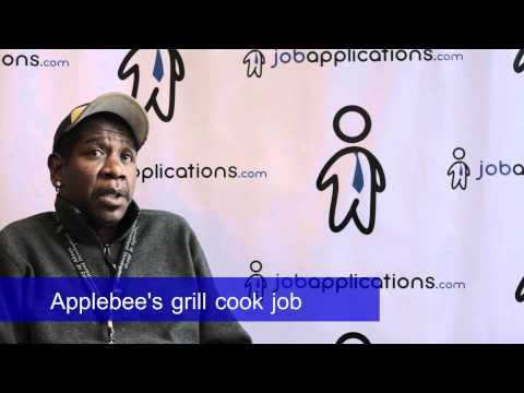 Applebee's Interview – Grill Cook