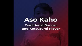 ASEM Cultural Festival (#ASEMfest) 2019 - Interview with Aso Kaho