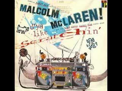 Malcolm McLaren - World´s Famous - YouTube