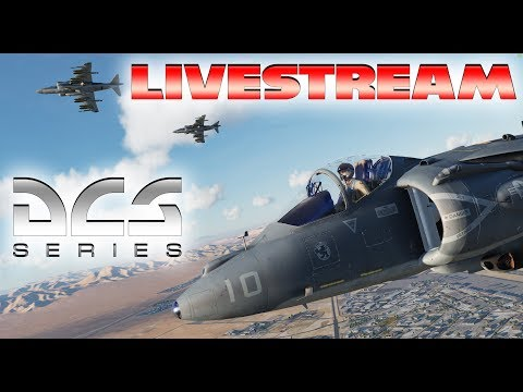 🔴 DCS World 2.2 - Mirage 2000 Training Feat. Wave ! (LIVESTREAM) ! 🔥🔥🔥