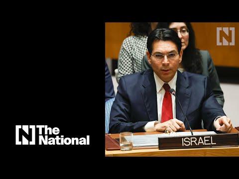 Israel's Former UN Ambassador Slams Biden For Not Calling Netanyahu