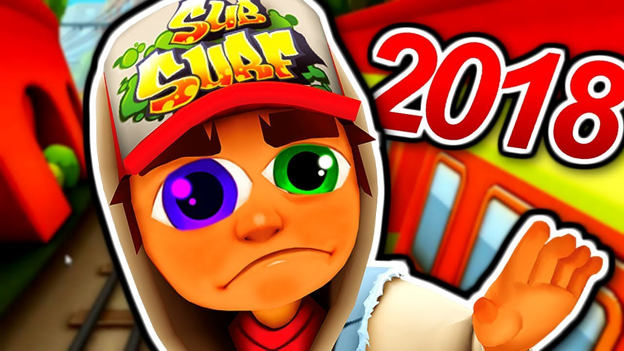 Download SUBWAY SURFERS 2018