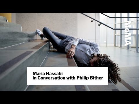 Maria Hassabi in Conversation with Philip Bither  | MoMA LIVE