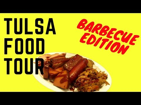 TULSA FOOD TOUR: BARBECUE EDITION