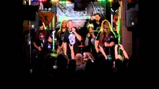 Nicko McBrain Jam @ Sav Fest Nicko Jam w/ Slander and John Risko (Denim And Leather/Sinister Realm)